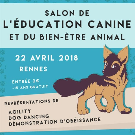 Salon de l'Education Canine et du Bien-être Animal de