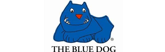 le-chien-bleu