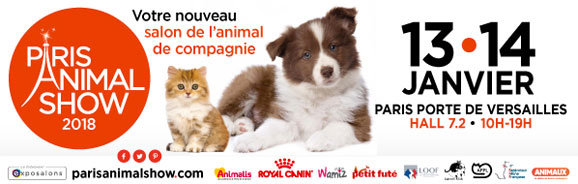 salon-chiot-paris-animal-show-2018